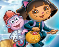 Dora the explorer this is halloween kirak�s j�t�kok ingyen