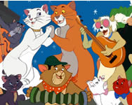 Sort my tiles Aristocats kirak�s j�t�kok ingyen