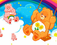 Sort my tiles care bears kirak�s j�t�kok