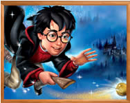 Sort my tiles Harry Potter kirak�s j�t�kok