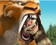 Sort my tiles Ice Age online j�t�k